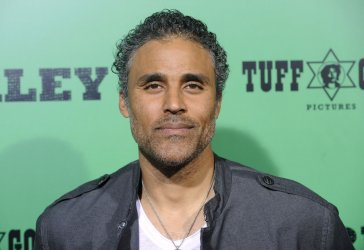 "Rick Fox attends the premiere of the film ""Marley"" in Los Angeles"