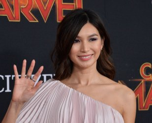 """Gemma Chan attends the """"Captain Marvel"""" premiere in Los Angeles"""
