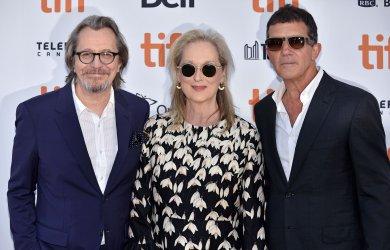 Meryl Streep attends 'The Laundromat' premiere at Toronto Film Festival