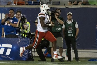 Miami and Florida face off for the 150th Anniversary of College Football in Orlando, Florida