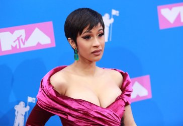 Cardi B at the MTV Video Music Awards in New York