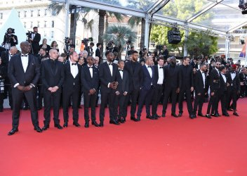 """The cast of """"Les Miserables"""" attends the Cannes Film Festival"""