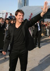 MISSION IMPOSSIBLE III PREMIERE IN PARIS