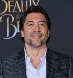 """Javier Bardem attends the """"Beauty and the Beast"""" premiere in Los Angeles"""