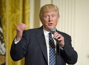 Trump Hosts a Reception for US Senators