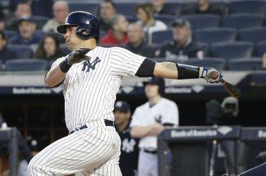 New York Yankees Gary Sanchez drives in 2 runs