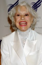 CAROL CHANNING, JAMES EARL JONES, TOMMY TUNE HONORED IN NEW YORK