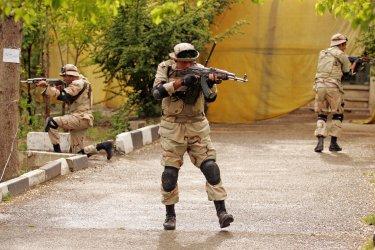 Iran's Army Exhibition