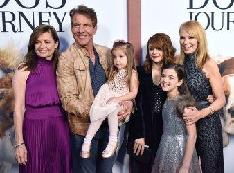 Gail Mancuso and cast attend 'A Dog's Journey' premiere in LA