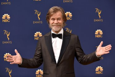 William H. Macy attends the 70th annual Primetime Emmy Awards in Los Angeles