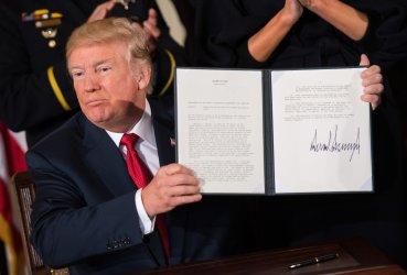 President Trump Declairs the Opiod Crisis a Public Health Emergency in Washington