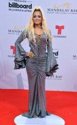 Lady Janny attends the Billboard Latin Music Awards in Las Vegas