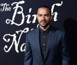 """Jesse Williams attends """"The Birth of a Nation"""" premiere in Los Angeles"""