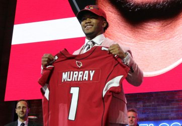 Oklahoma's Kyler Murray is drafted number one