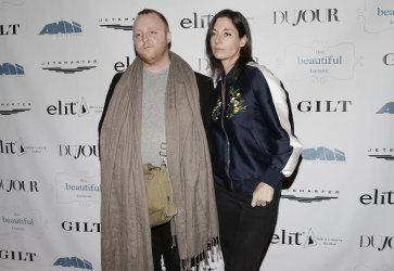 Mary and James McCartney at This Beautiful Fantastic