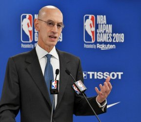 NBA Japan Games, Toronto Raptors vs Houston Rockets