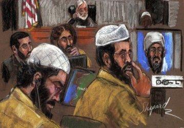 OSAMA BIN LADEN U.S. EMBASSY BOMBERS SENTENCED TO LIFE IN PRISON