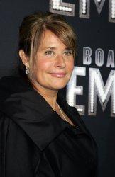 "Lorraine Bracco arrives for the premiere of ""Boardwalk Empire"" in New York"