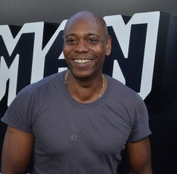 """Dave Chappelle attends the """"BlacKkKlansman"""" premiere in Beverly Hills"""