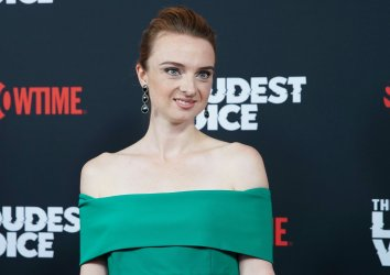 "Jennifer Stahl at ""The Loudest Voice"" New York Premiere"