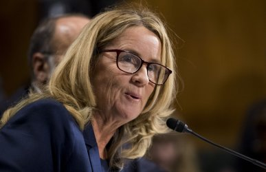 Dr. Christine Blasey Ford Senate Judiciary Committee  Hearing
