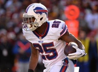 Bills running back LeSean McCoy