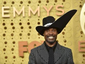 Billy Porter attends Primetime Emmy Awards in Los Angeles