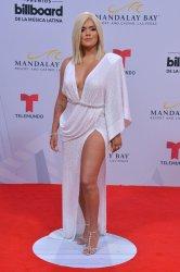Karol G attends the Billboard Latin Music Awards in Las Vegas