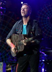 Coldplay performs in concert in Miami