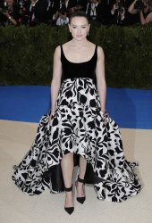 Daisy Ridley at the Met Costume Institute Benefit