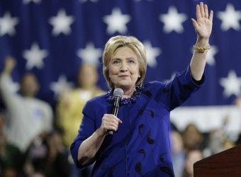 Hillary Clinton holds post-Super Tuesday rally in New York