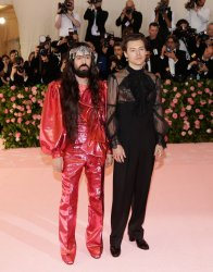 "Met Gala ""Camp: Notes on Fashion"" red carpet in New York"