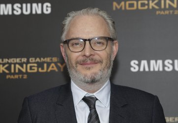 Francis Lawrence at 'The Hunger Games Mockingjay Premiere