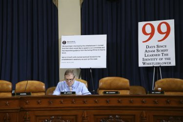 Open House Impeachment Hearing in Washington