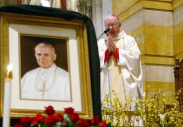 REMBERING THE POPE