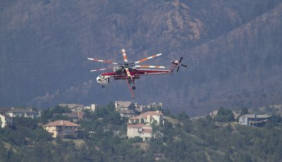 Waldo Canyon Fire Claims One Fatality and 347 Home Destroyed in Colorado