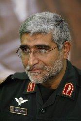 Commander of Iran's Islamic Revolutionary Guard Corps Speaks in Tehran