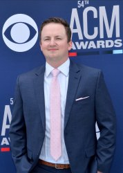 Chase McGill attends the Academy of Country Music Awards in Las Vegas