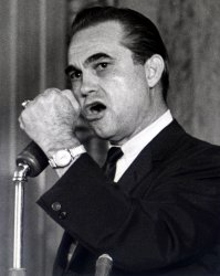 Former Alabama Governor, George Wallace