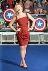 """Captain America: The Winter Soldier"" premiere in London"