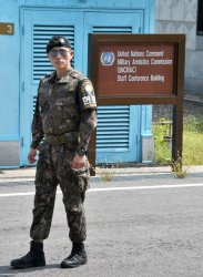 DMZ in South Korea