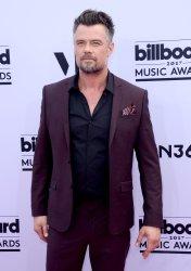 Josh Duhamel attends the Billboard Music Awards in Las Vegas