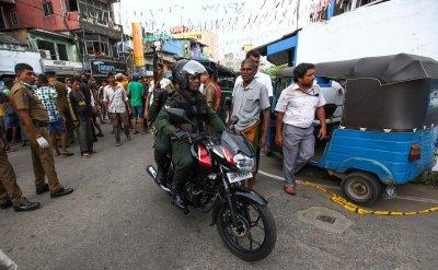 State of Emergency in Sri Lanka after Bombings