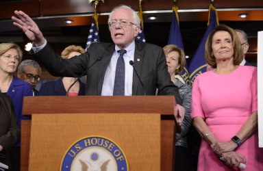Democrats hold news conference after meeting President Obama on Capitol Hill