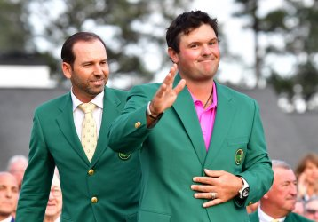 Patrick Reed wins the 2018 Masters in Augusta, Georgia
