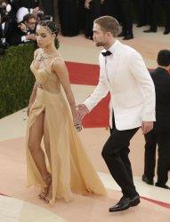 FKA Twigs, Robert Pattinson at the Met Costume Institute Benefit