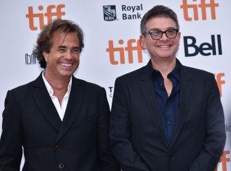 Rupert Goold attends 'Judy' premiere at Toronto Film Festival
