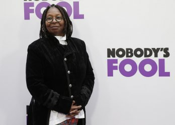 Whoopi Goldberg at premiere of 'Nobody's Fool' in New York