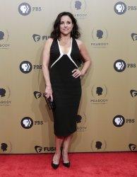 Julia Louis-Dreyfus at the Peabody Awards