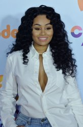 Blac Chyna attends the Kids' Choice Awards in Los Angeles